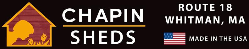 Chapin Sheds Logo